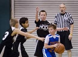 Youth Basketball Referee