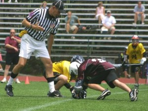youth lacrosse referee